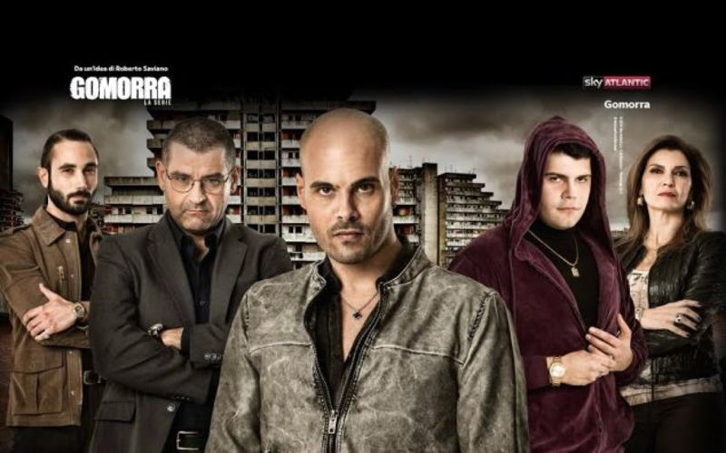 gomorra sky atlantic serie 2