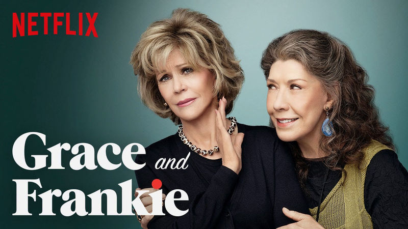 Grace and Frankie on Netflix streamteam