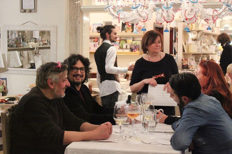 Alessandro borghese 4 ristoranti questa sera a milano for Alessandro borghese milano