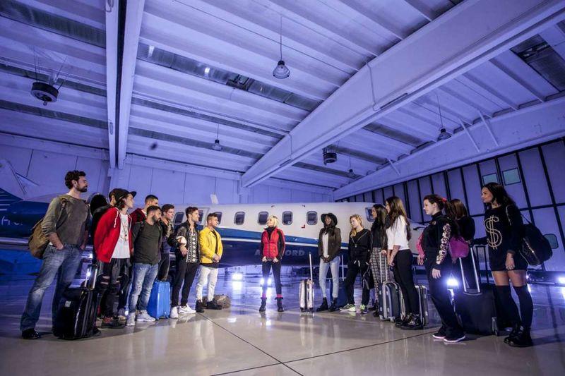 Flight 616, anticipazioni terza puntata