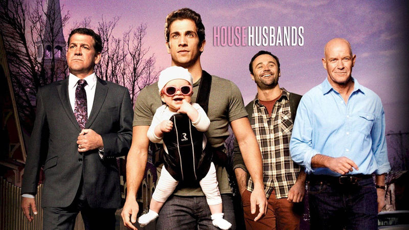 house husbands italia
