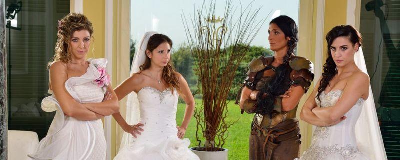 Matrimonio In Italia Con Cittadino Americano : Quattro matrimoni in italia dal luglio su tv