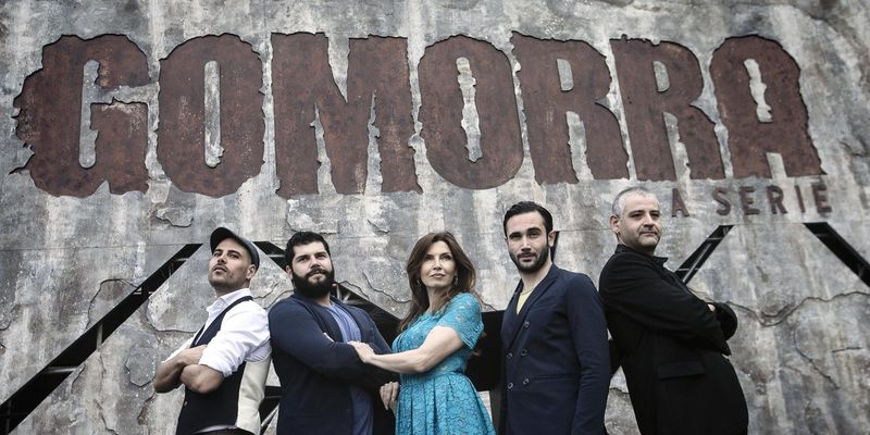 o GOMORRA SERIE facebook