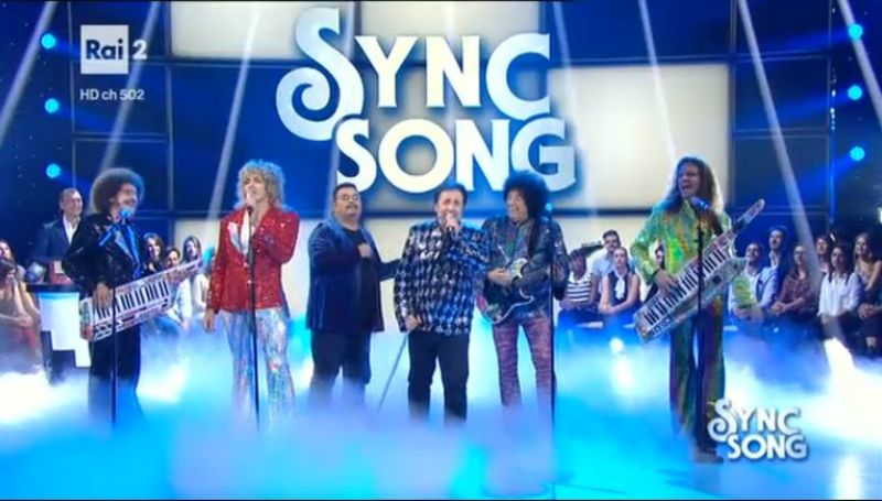 stasera tutto possibile syncsong