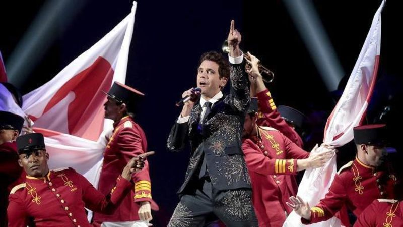 I love Paris mika concerto