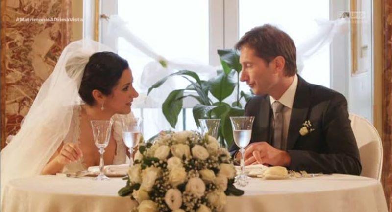 """Matrimonio In Prima Vista : """"matrimonio a prima vista la diretta della seconda puntata"""