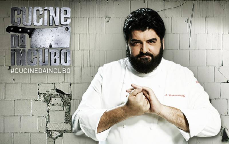Stasera in tv i nostri consigli per oggi 12 febbraio - Cucine da incubo cannavacciuolo ...