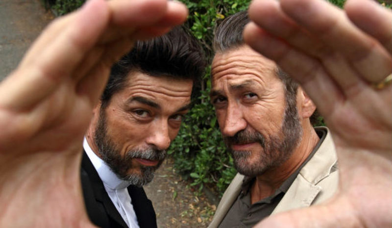 Francesco Gabbani da Cattelan: torte in faccia e un frame diventato virale