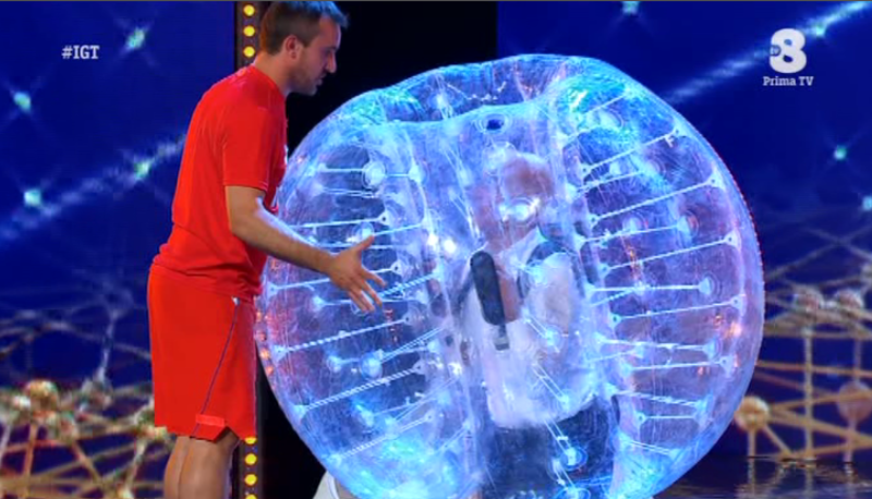 i bubbles italias got talent