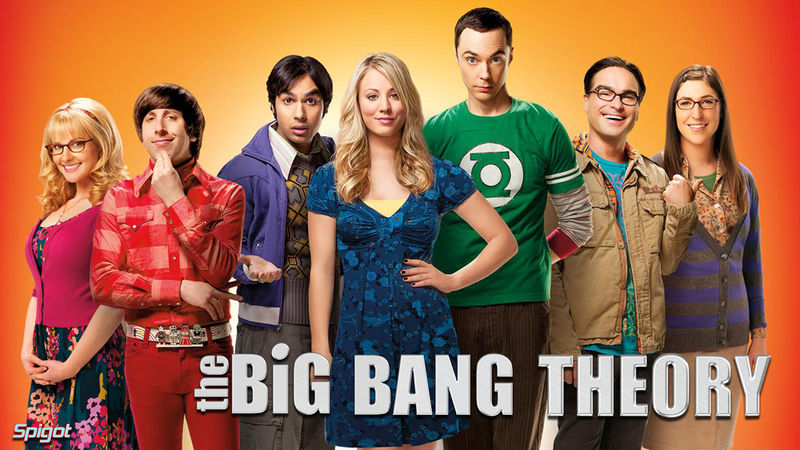 The Big Bang Theory 10