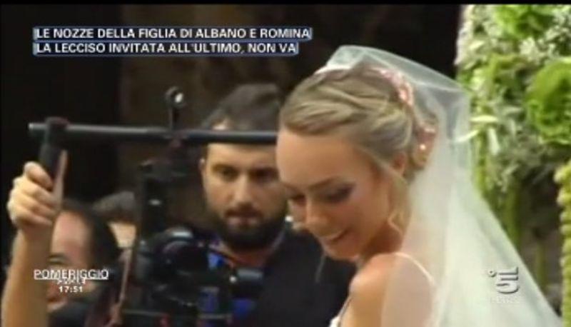 Albano: Loredana NON era Presente al Matrimonio di Cristel e Davor Perché