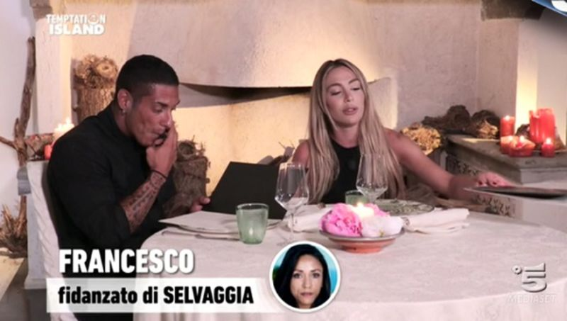 temptation island 24luglio frencesco desiree