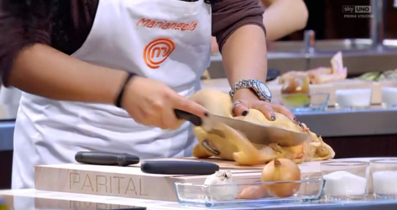 masterchef italia 6 5 gen invention test