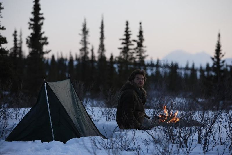hearth day into the wild