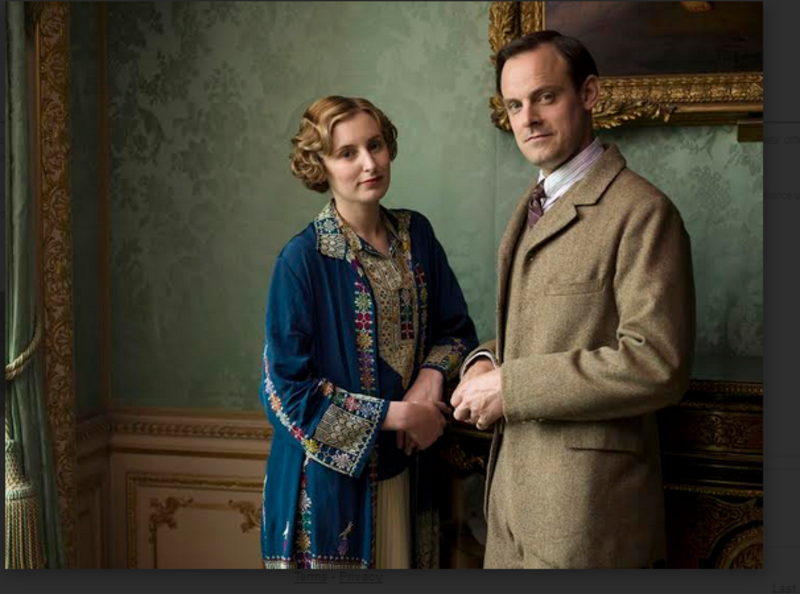 downton abbey edith