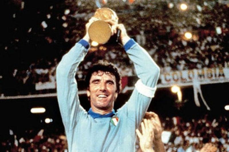 Dino zoff nel 1982 for Oscar vinti da italiani