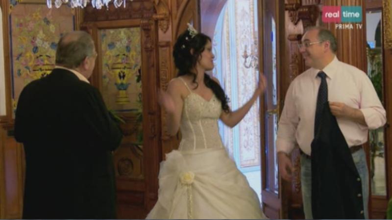 Matrimonio Gipsy Real Time : Il boss delle cerimonie sola puntata ma ancora tante