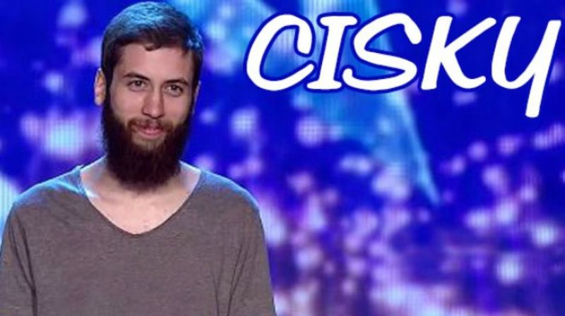 Italia's got talent: Cisky