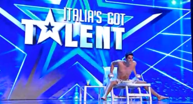 italias got talent andrea