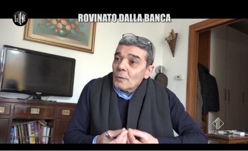 Quagliarella, Le Iene e lo stalker: