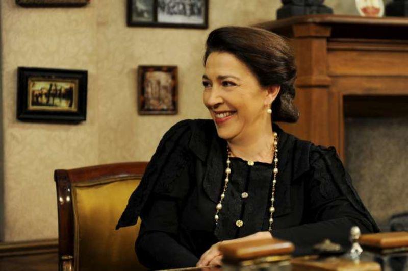 """MARIA BOUZAS, LA MITICA DONNA FRANCISCA DE """"IL SEGRETO"""", MANDA UN VIDEO-SALUTO AI LETTORI DI BUBINOBLOG - ESCLUSIVA"""