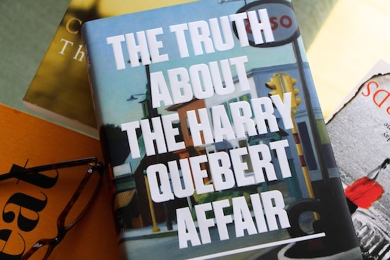 the truth about harry quebert affair