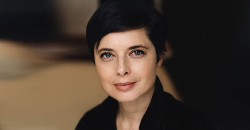 isabella rossellini master of.photography