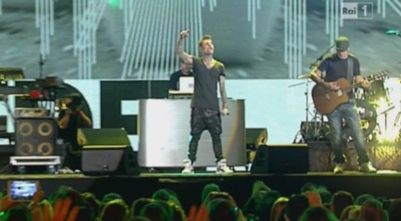 Fedez ai Music awards