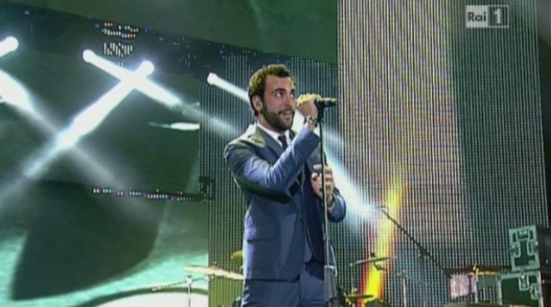 Marco Mengoni ai Music awards