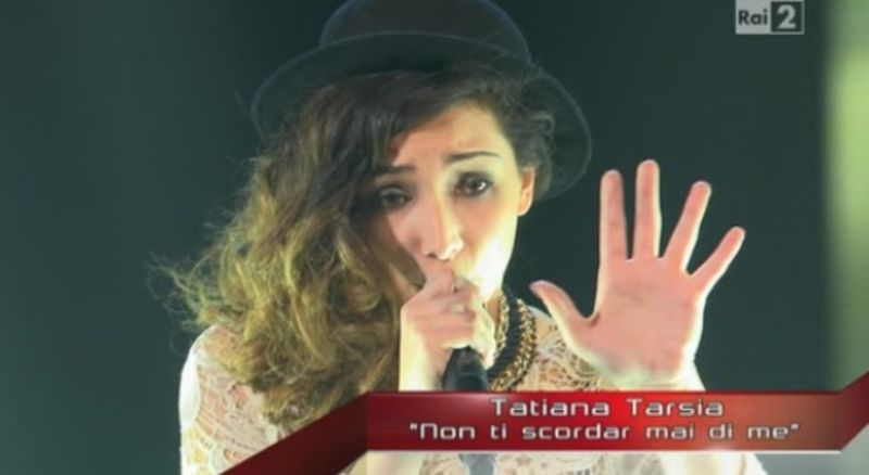 Tatiana a The Voice 2