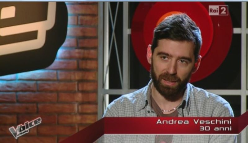 Andrea a The voice 2