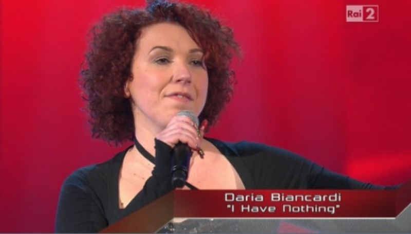 Daria a The Voice 2
