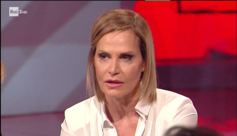 Simona Ventura, frecciatina alla D'Urso: