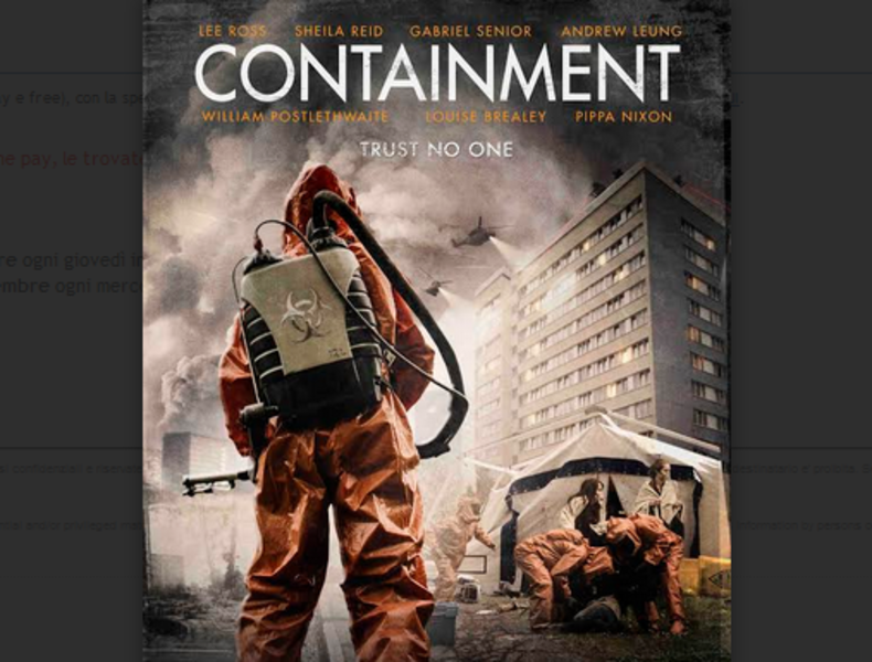 containment premium action
