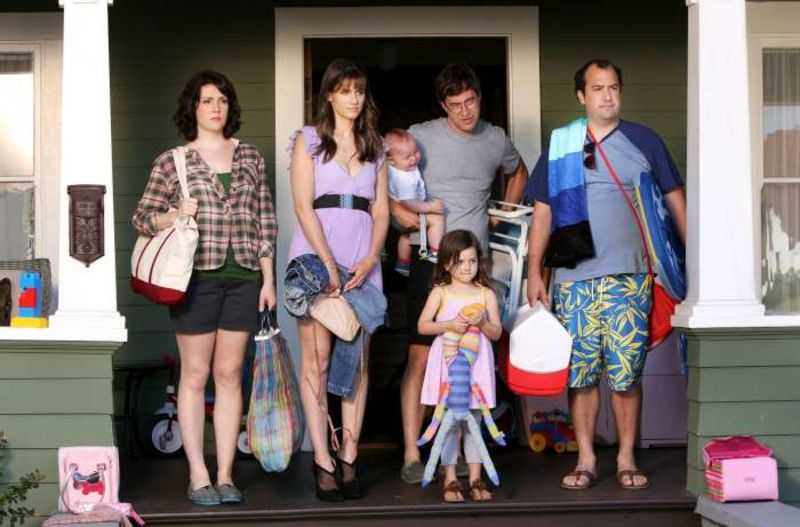 Togetherness su Sky Atlantic