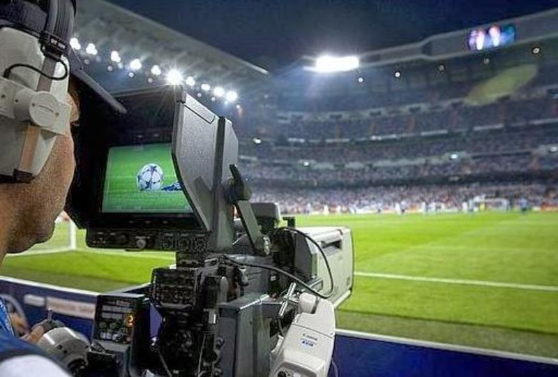calcio in tv