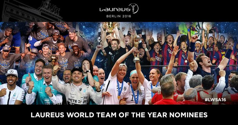 laureus team candidati