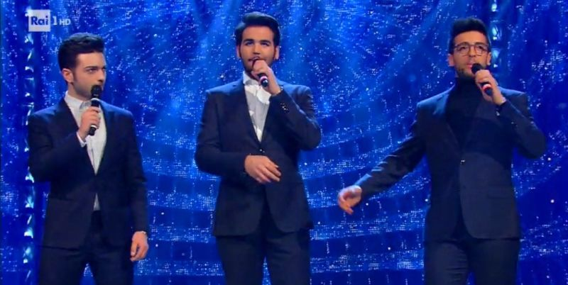 standing ovation il volo