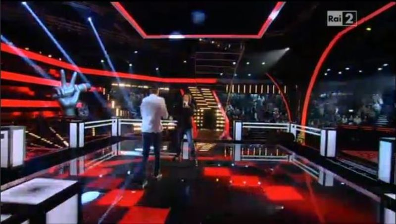 Una battle a The voice 3