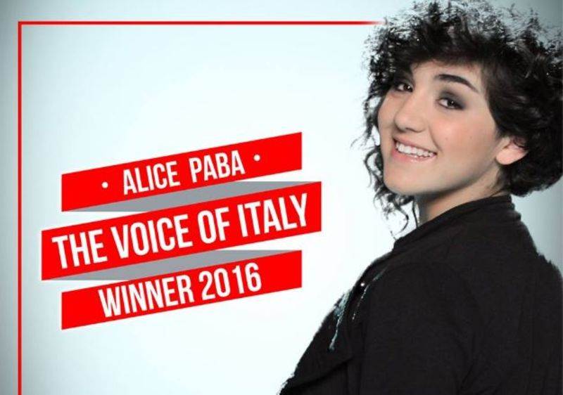 alice paba vincitrice the voice 4