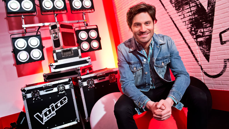 federico russo the voice