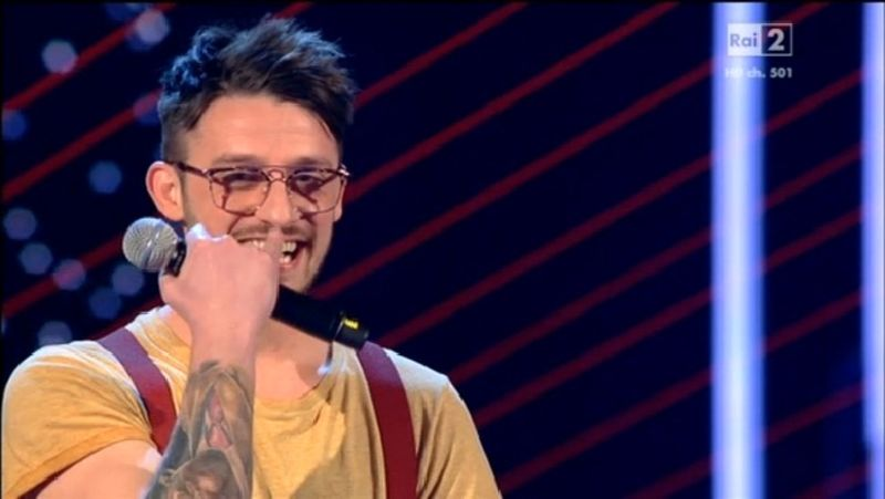 The Voice 2016, ultima Blind: nuova gaffe di Raffaella Carrà?