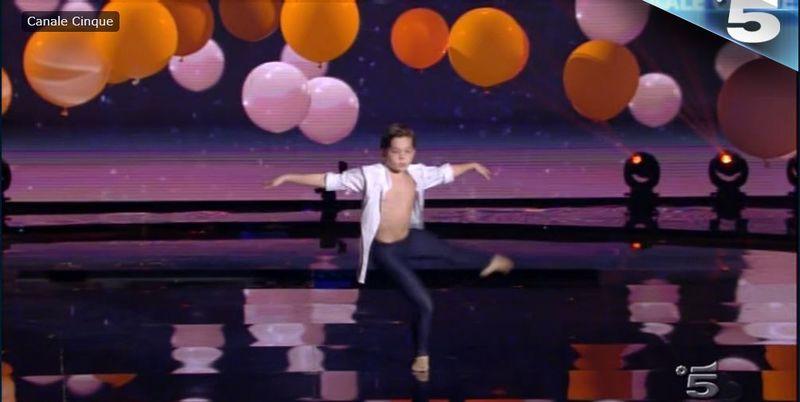 dancing finale