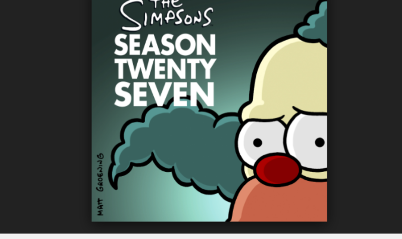 simpson stagione 27