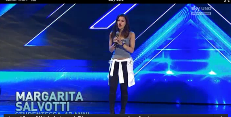 Margarita, eliminata a X Factor 8