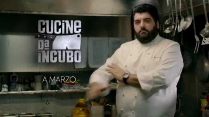 Cucine da incubo 4 chef cannavacciuolo salva la pizzeria - Cucine da incubo 4 ...