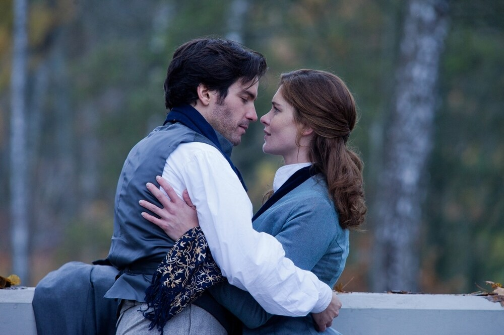 Anna Karenina film finale