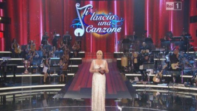 Antonella Clerici conduce Ti lascio una canzone