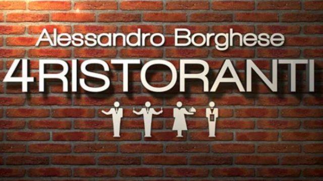 Stasera in tv 27 gennaio 2020 Alessandro Borghese