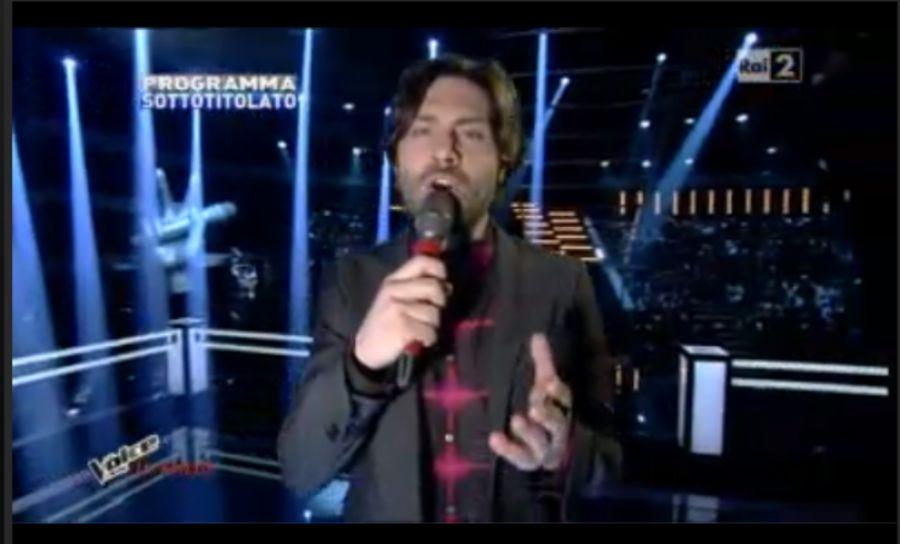 The voice 3 la diretta della 7 puntata - Gemelli diversi cantanti ...